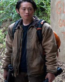 Eric Stratemeier The Walking Dead Jacket