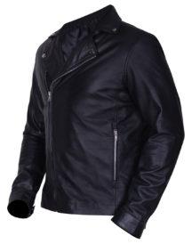 Finn Balor Biker Black Jacket