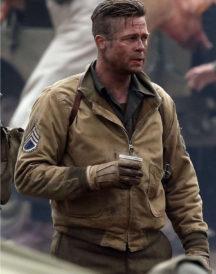 Fury Brad Cotton Jacket