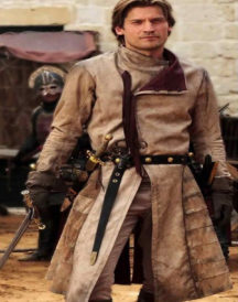 Game of Thrones Nikolaj Coster Waldau Coat