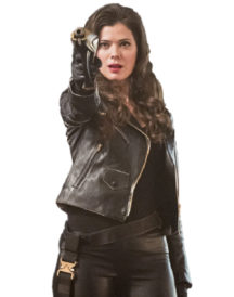 Golden Glider The Flash Leather Jacket