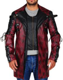 Goth Matrix Steampunk Coat