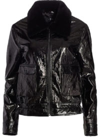 Hanukkah Gift leather Jacket