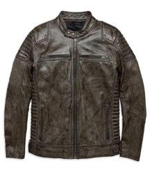 Harley Davidson Waxed Brown Jacket