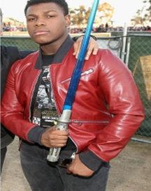 John Boyega Star Wars Finn Jacket