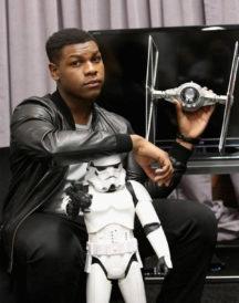 John Boyega Star Wars VII The Force Awakens Jacket