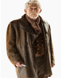 John Hurt Doctor Who The Doctor Coat