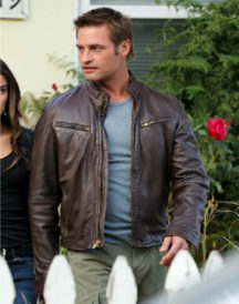 Josh Holloway Series Intelligence Jacket