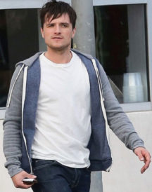 Josh Hutcherson Future Man Jacket