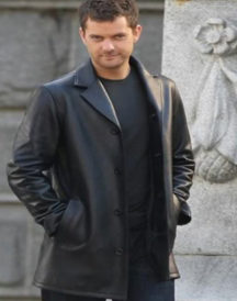 Joshua Jackson Fringe Peter Black Coat