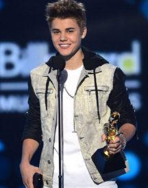 Justin Bieber Music Awards Jacket