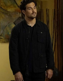 Justin Chambers Grey's Anatomy Jacket