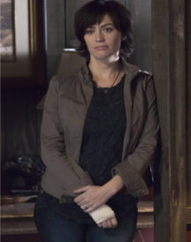 Maggie Siff Sons Anarchy Jacket