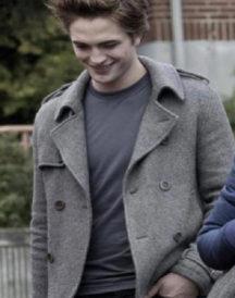 Robert Pattinson Twilight Pea Coat