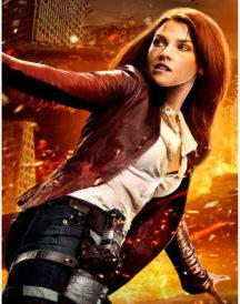 Ali Larter Resident Evil Final Chapter Jacket