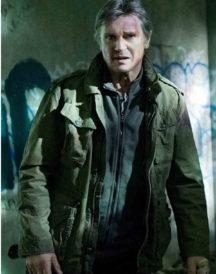 Liam Neeson Run All Cotton Jacket