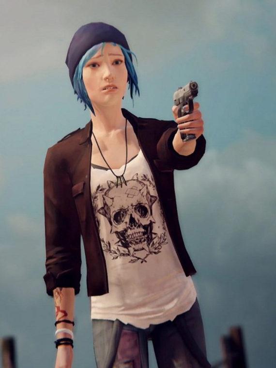 Life Is Chloe Price Cosplay Jacket