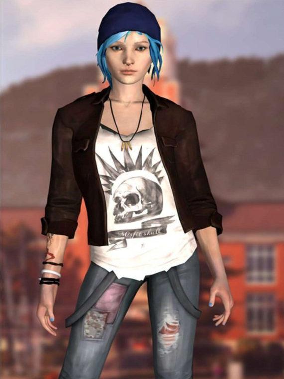 Life Is Strange Chloe Price Cosplay Jacket