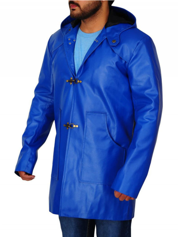 Louis Hynes A Series of Unfortunate Events Coat