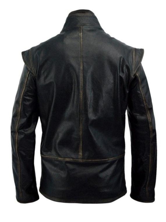 Luke Evans Dracula Untold Jacket