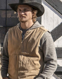 Luke Yellowstone TV Series Vest