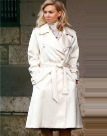 MI6 Fallout Vanessa Kirby Double Coat