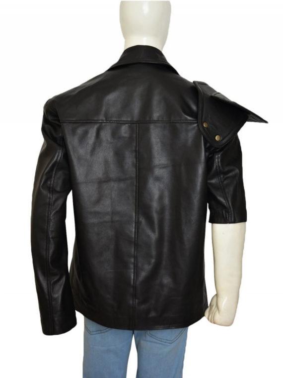 Mad Max Mel Gibson Road Warrior Leather Jacke