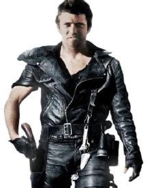 Mad Max Mel Gibson Warrior Jacket