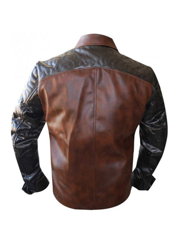 Magician Criss Angel Leather Jacket