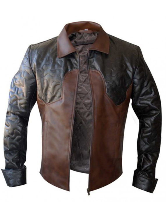 Magician Criss Leather Jacket