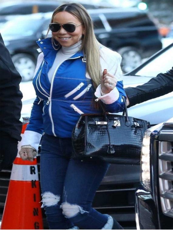 Mariah Carey Cotton Jacket