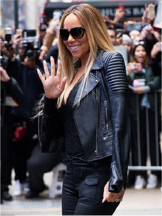 Mariah Carey Padded Jacket