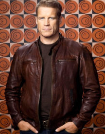 Mark Valley Human Target Leather Jacket