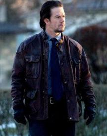 Mark Wahlberg Brothers Leather Jacket
