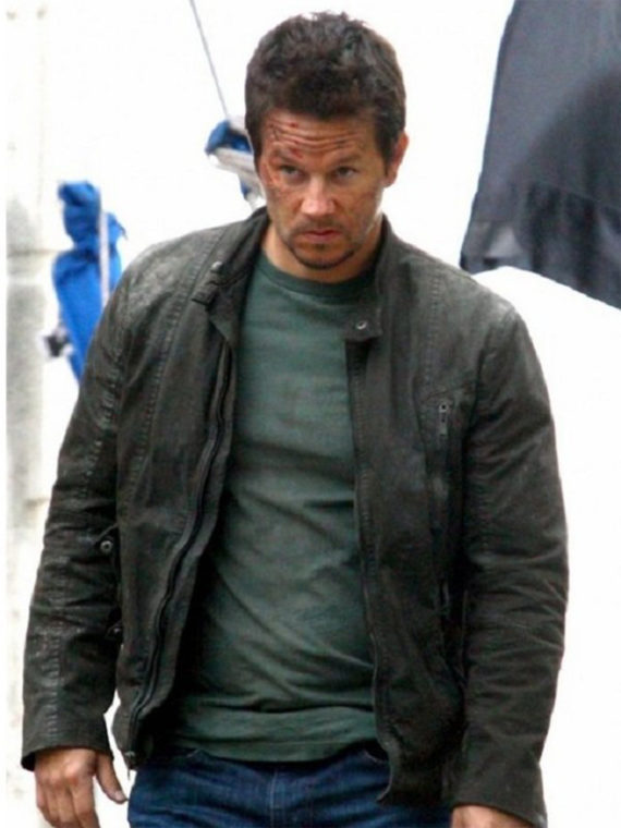 Mark Wahlberg Transformers Age Of Jacket