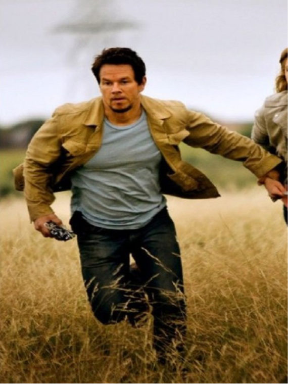 Mark Wahlberg Transformers Jacket