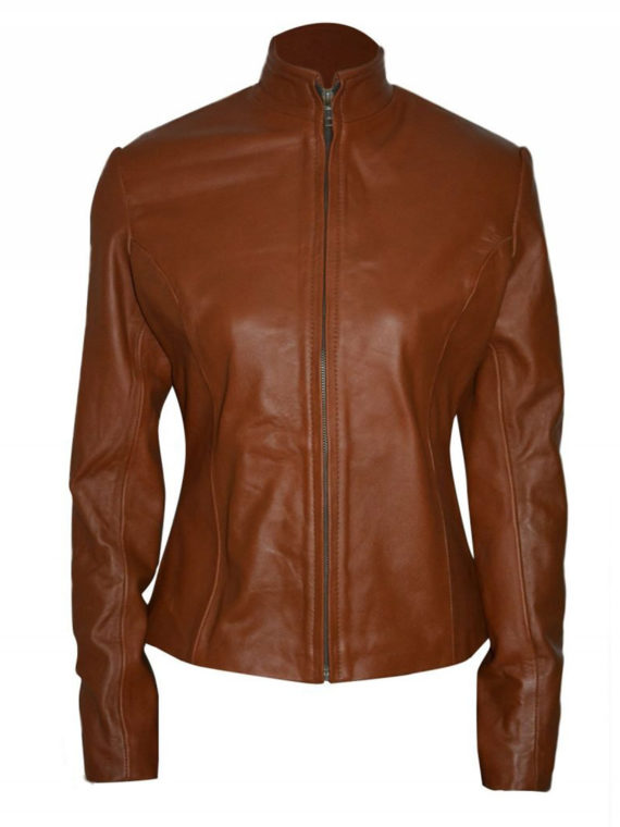 Martha Jones Leather Jacket
