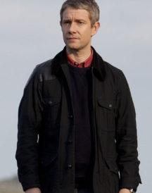 Martin Freeman Sherlock Drama Jacket