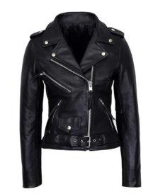 Maryse Mizanin Motorcycle Jacket