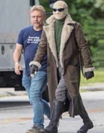Matt Bomer Doom Patrol Coat