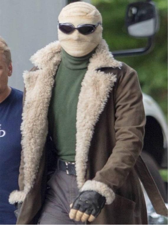 Matt Bomer Doom Patrol Long Coat