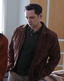 Matt McGorry Brown Jacket