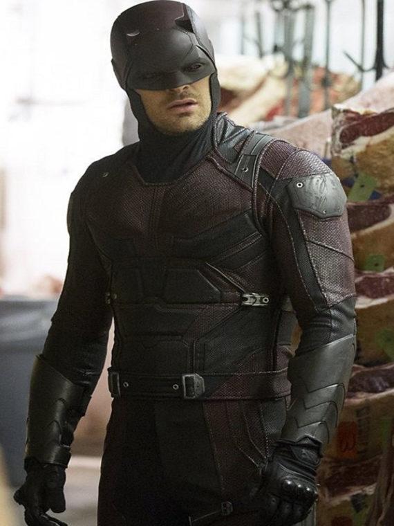 Matt Murdock Daredevil Jacket