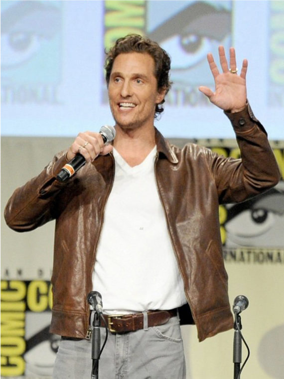 Matthew McConaughey Interstellar Jacket