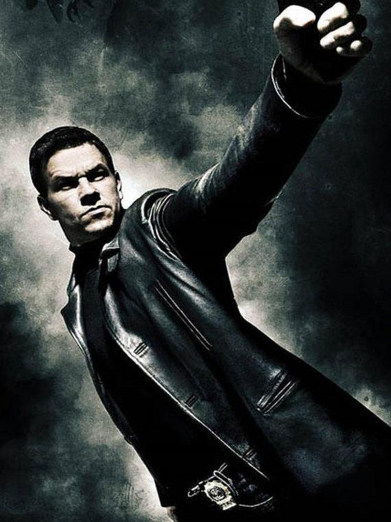 Max Payne Mark Leather Jacket