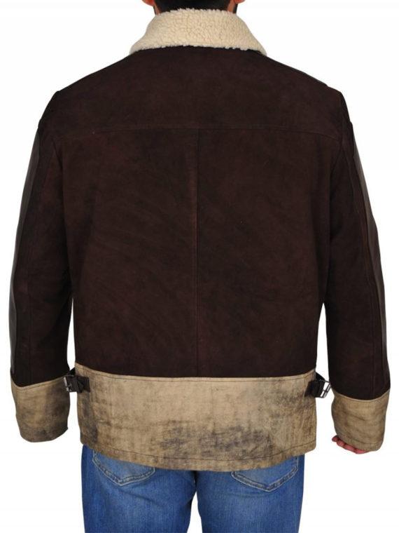Maze Newt Fur Jacket