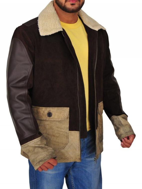 Maze Runner Fur Jacket