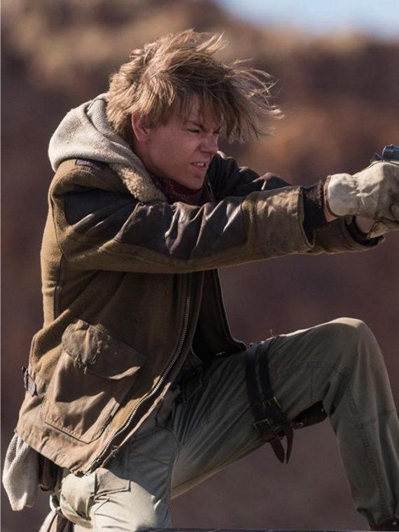 Maze Runner Newt Jacket