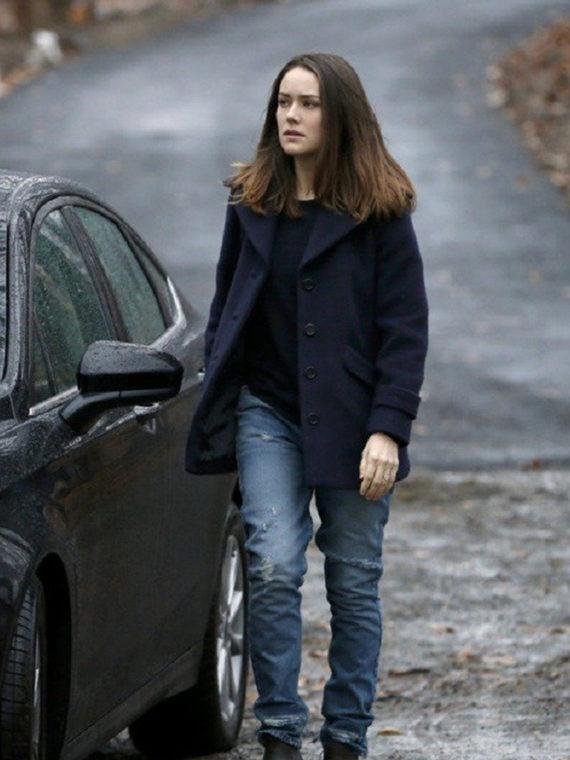 Megan Boone The Blacklist Coat