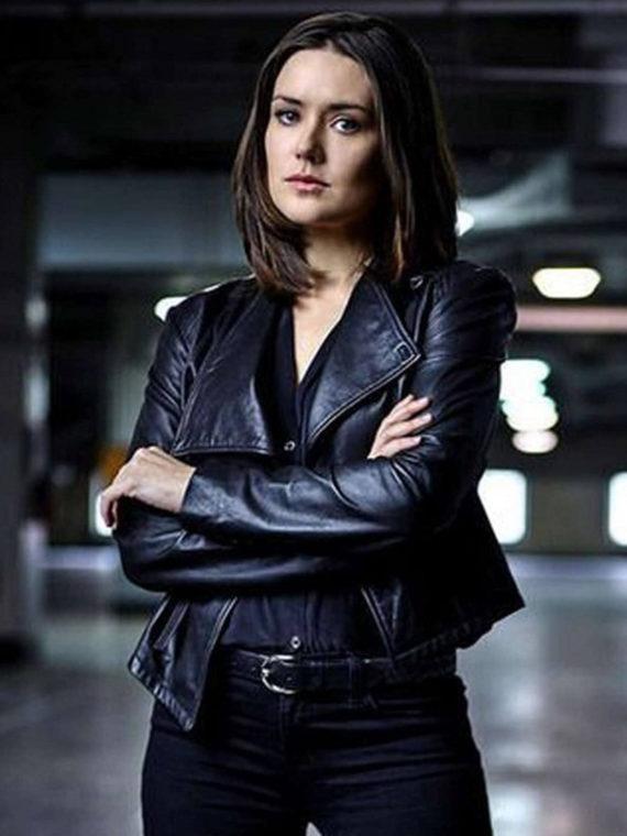 Megan Boone The Blacklist Leather Jacket